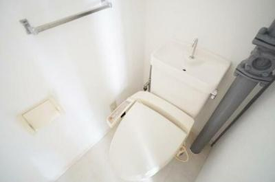 【トイレ】ハイムステップ1