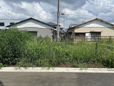 【外観】瑞穂町大字石畑・全11棟 建築条件なし土地 9区画