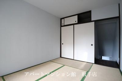 【寝室】フラット白山第一