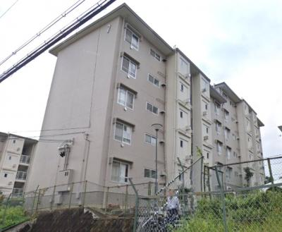 【外観】白川台住宅7号棟