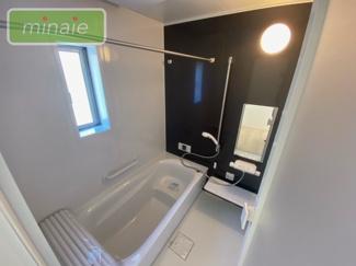 【浴室】即日見学できます 並列P2台可 オール電化 習志野市香澄2 全2棟 1号棟