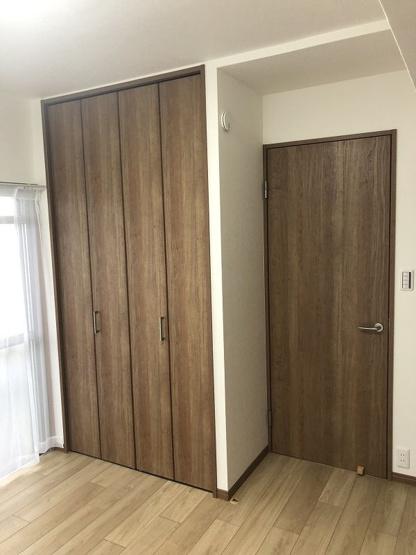 【収納】西区周船寺2丁目 中古マンション 4LDK 4階