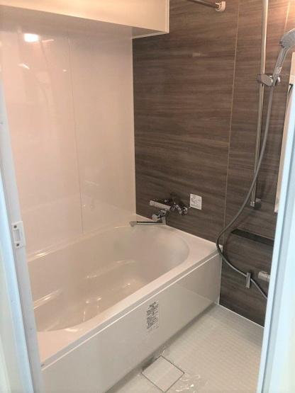 【浴室】西区周船寺2丁目 中古マンション 4LDK 4階