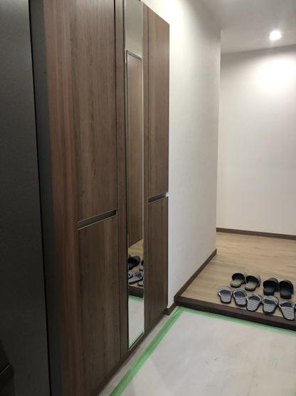 【玄関】西区周船寺2丁目 中古マンション 4LDK 4階