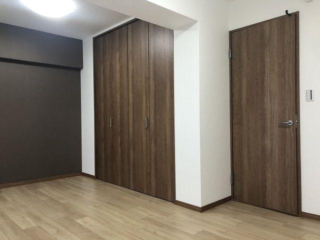 【洋室】西区周船寺2丁目 中古マンション 4LDK 4階