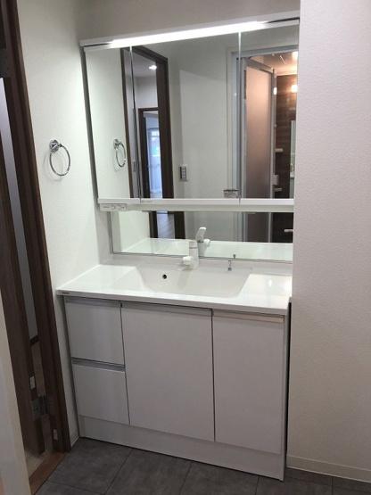 【独立洗面台】西区周船寺2丁目 中古マンション 4LDK 4階