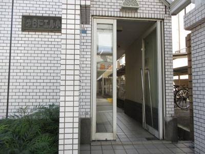 【エントランス】第6ドエル小泉