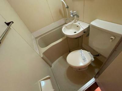 【浴室】メゾンドエバン