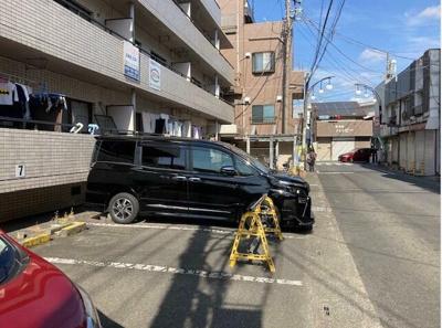 【駐車場】マンションケイコム