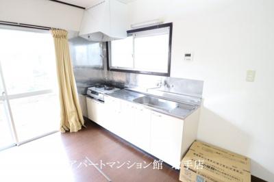 【キッチン】野瀬邸