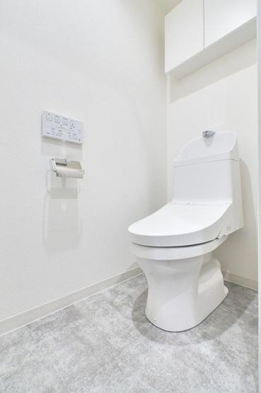 【トイレ】南区大楠1丁目中古マンション 3LDK 5階部分