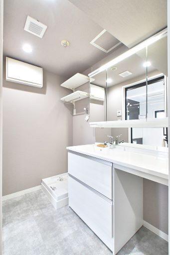 【独立洗面台】南区大楠1丁目中古マンション 3LDK 5階部分