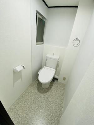 【トイレ】河本マンション