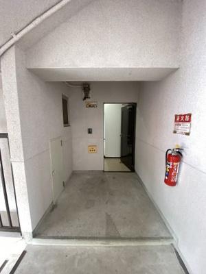 【玄関】河本マンション