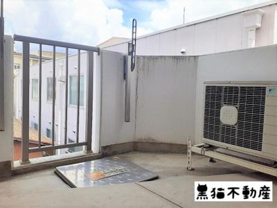 【バルコニー】サン・エターナル亀城
