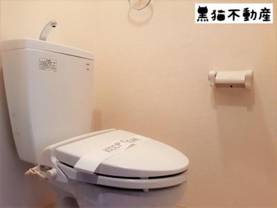 【トイレ】サン・エターナル亀城