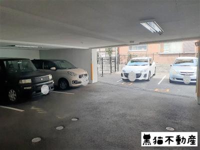 【駐車場】サン・エターナル亀城