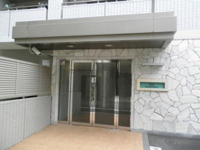 【エントランス】日神デュオステージ新御徒町