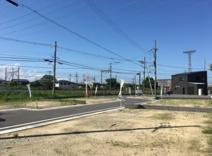 野洲市栄【8区画】7号地 売土地の画像