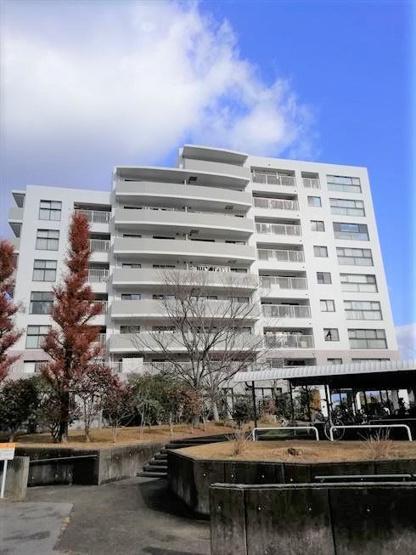 【外観】南区柏原6丁目 中古マンション 5SLDK 8階