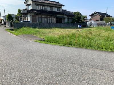 【前面道路含む現地写真】仏田3514-4