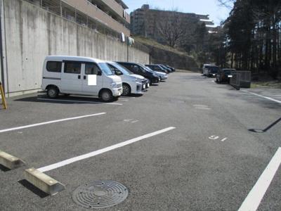 【駐車場】スプリングフォレストA