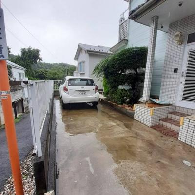 【駐車場】北吉見戸建て貸家