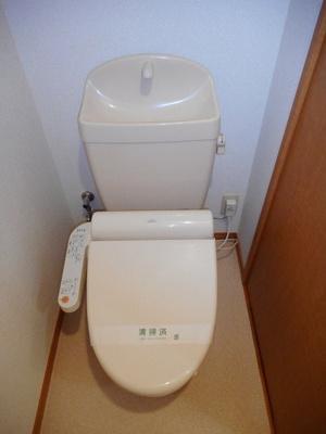 【トイレ】エーデルワイス本所