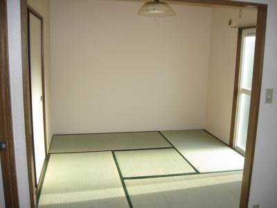 【和室】ラブリーハイツ