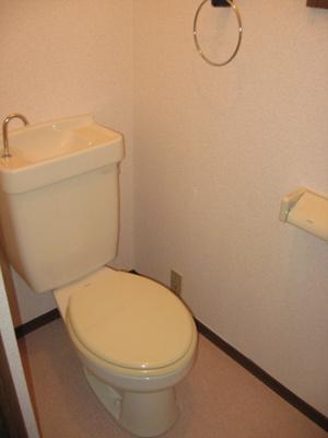 【トイレ】ラブリーハイツ