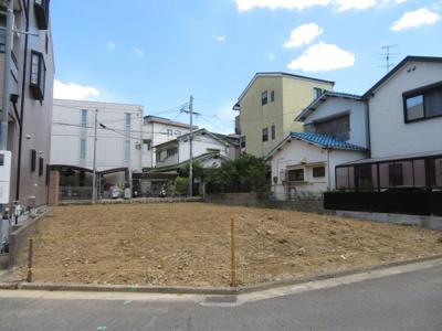 【外観】池田市緑丘1丁目 新築戸建 1号棟