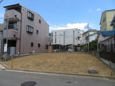 【外観】池田市緑丘1丁目 新築戸建 2号棟