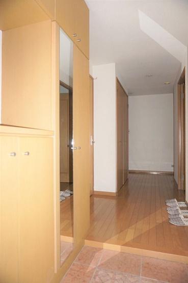 【玄関】西区愛宕浜2丁目 中古マンション 3LDK 1階