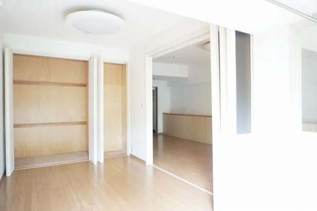 【洋室】西区愛宕浜2丁目 中古マンション 3LDK 1階