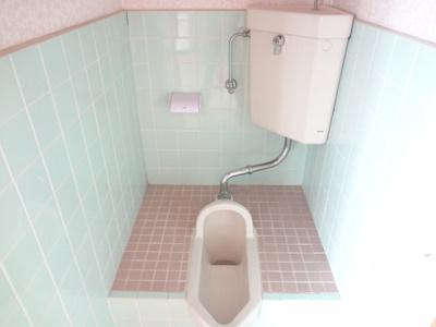 【トイレ】禅院コーポⅠ