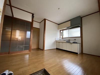 【居間・リビング】吉安アパート