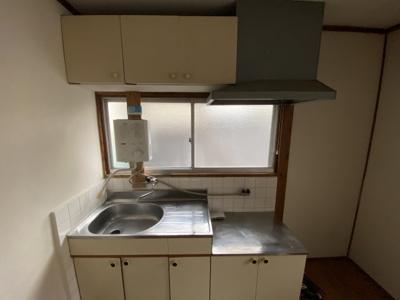 【キッチン】吉安アパート