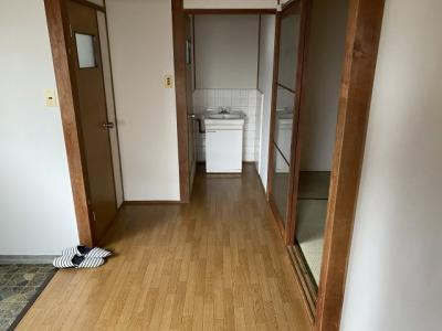 【玄関】吉安アパート