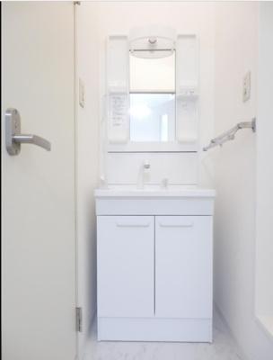 【独立洗面台】堀の内コーポA