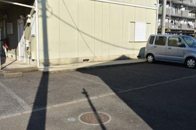 【駐車場】堀の内コーポA