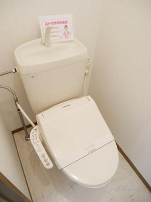 【トイレ】スクウェアガーデンⅦ