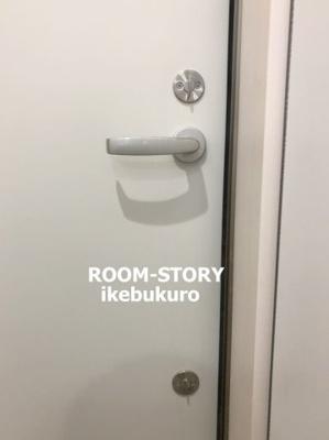 【玄関】フィオーレ高野台