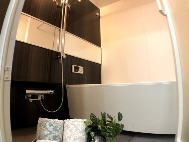 【浴室】西区愛宕浜2丁目 中古マンション 弐番館 2SLDK