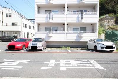 【駐車場】第5鍵山ビル