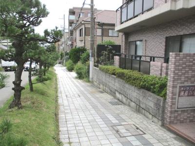 【周辺】サンワプラザ須磨離宮