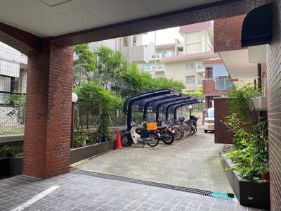 【駐輪場】エスポアール芦屋
