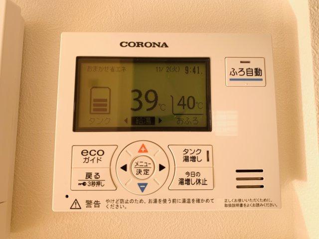 【リフォーム前写真】2階廊下 季節の家電、ストック品なども収納できます。