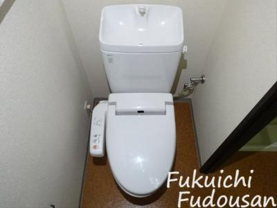 【トイレ】エコロジー都立大学レジデンス