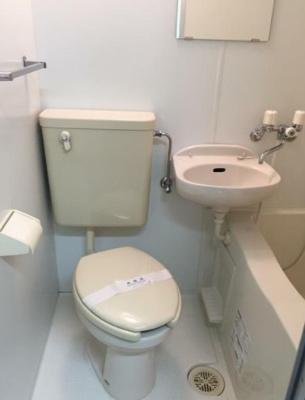 【トイレ】西新宿ダイヤモンドビル