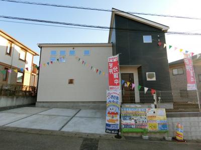 【区画図】龍ケ崎市白羽5期 新築戸建 1号棟